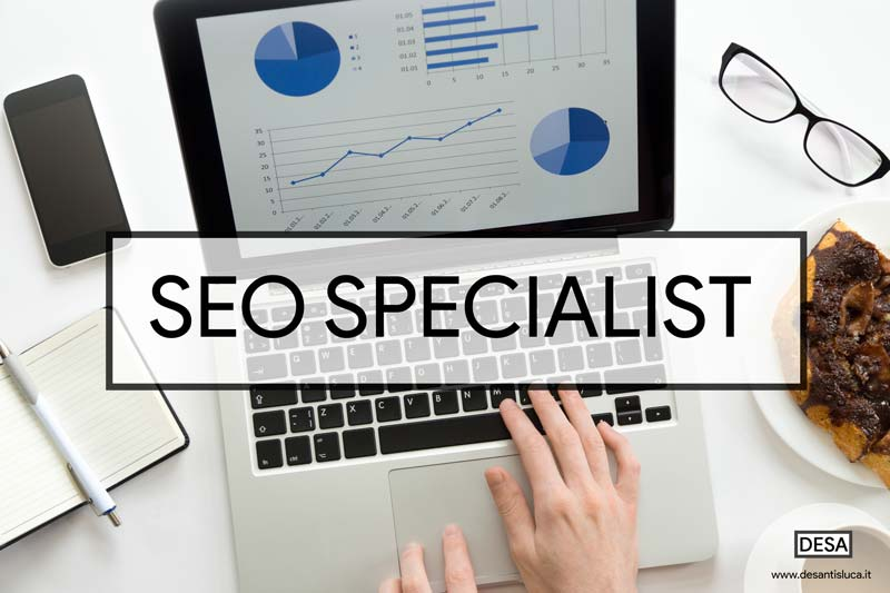 SEO specialist Bollate