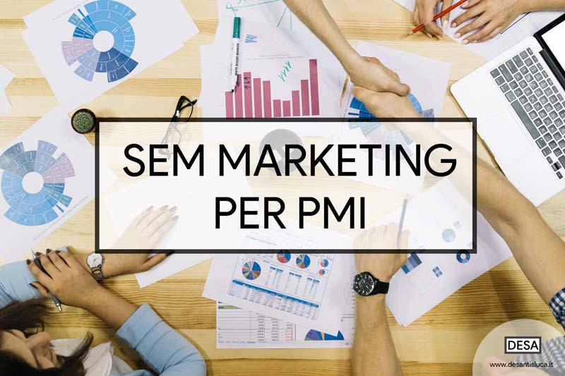 sem marketing consulente