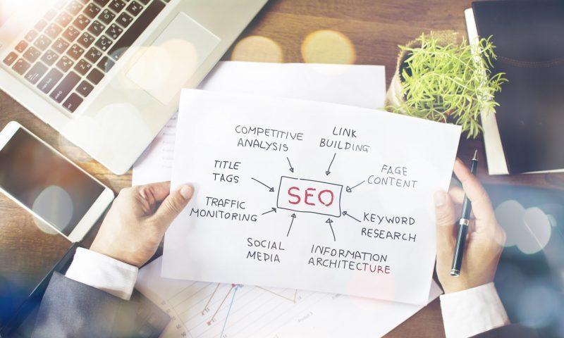 Storia della SEO dai tempi del keywords stuffing all'era del content marketing e della link building