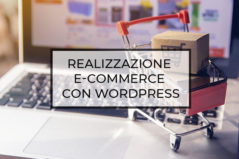 Realizzazione e-commerce con WordPress e WooCommerce